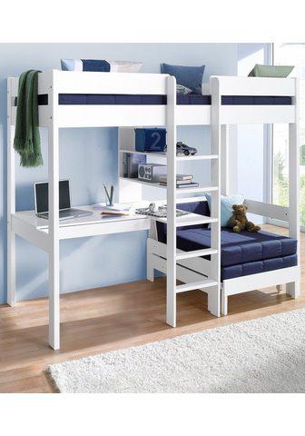 Dviaukštė lova Liegefläche 90/200 cm s...