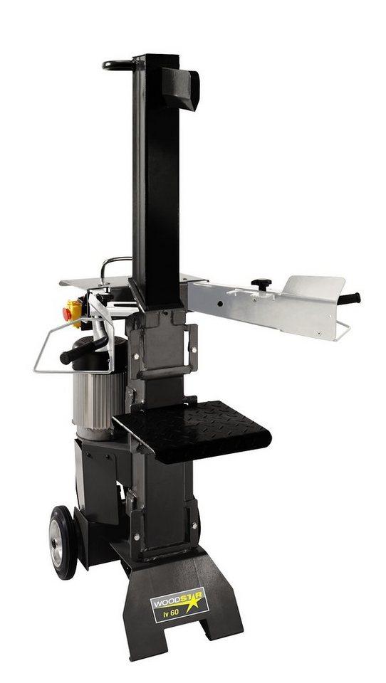 Elektro-Holzspalter »IV 60 / 400V«