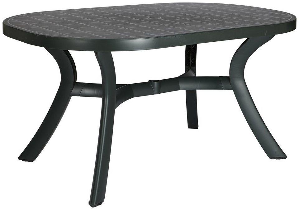 Tisch »Tisch Kansas« in grün