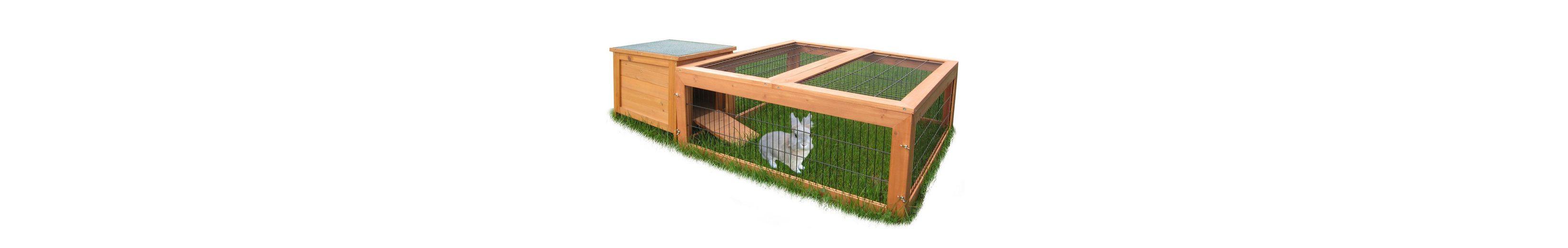 Kleintierhaus »Maxi« für Auslaufgehege