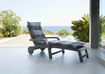 Gartenliege Kaufen » Sonnenliege Aus Holz & Alu | Otto Design Gartenliegen Relaxen Freien