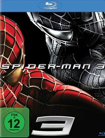 Blu-ray »Spider-Man 3«