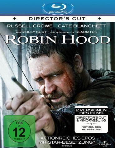 Blu-ray »Robin Hood (Director's Cut)«