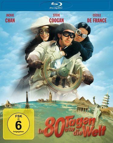 Blu-ray »In 80 Tagen um die Welt«