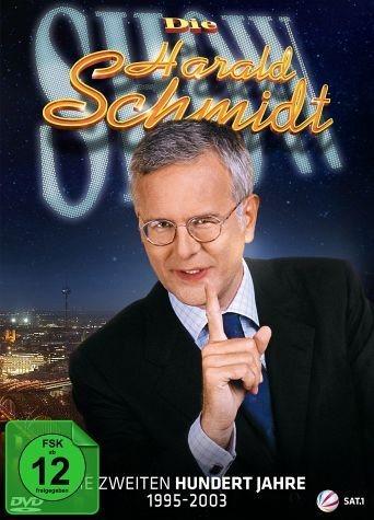 DVD »Die Harald Schmidt Show - Die zweiten 100...«