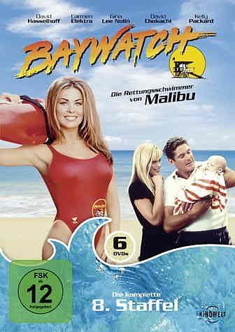 DVD »Baywatch - Die komplette 08. Staffel (6 DVDs)«
