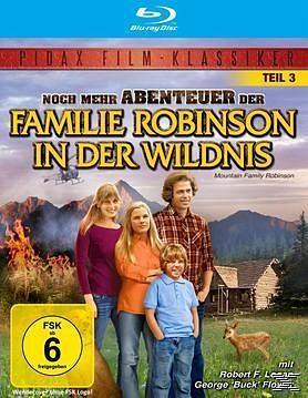 Blu-ray »Noch mehr Abenteuer der Familie Robinson in...«