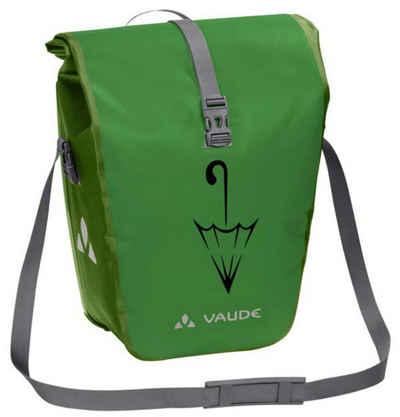 VAUDE Fahrradtasche »Vaude Aqua Back mit Schirmlogo Hinterradtasche Gepäckträgertaschen«