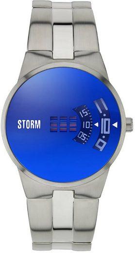 STORM Quarzuhr »UST47210/B0 Storm Herren Armbanduhr«, (Analoguhr)