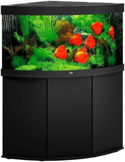 JUWEL AQUARIEN Aquarien-Set »Trigon 350 LED + SBX Trigon 350«, BxTxH: 123x87x138 cm, 350 l, mit Unterschrank