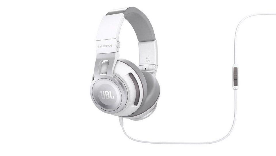 JBL Over Ear Kopfhörer »Synchros S500 weiß«