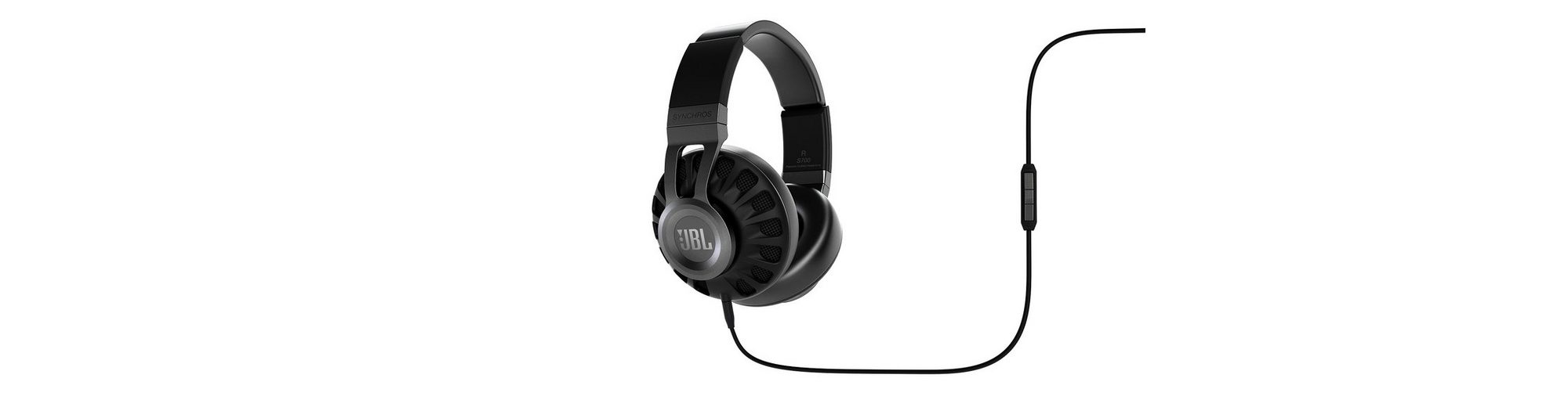 JBL Over Ear Kopfhörer »Synchros S700 schwarz«