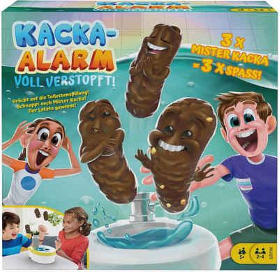 Mattel games Spiel, »Kacka-Alarm Voll verstopft!«