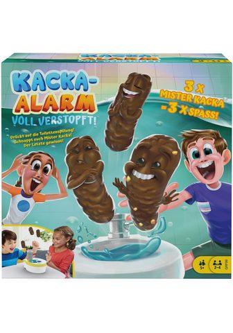 Mattel games Spiel »Kacka-Alarm Voll verstopft!«