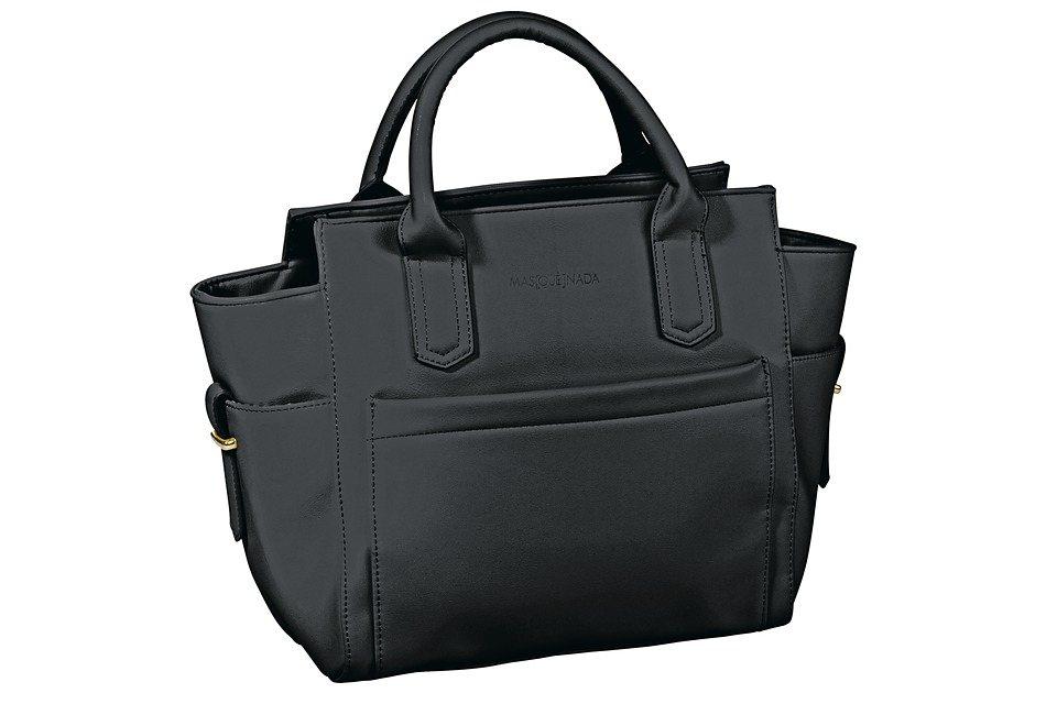 Tasche von MASQUENADA in schwarz