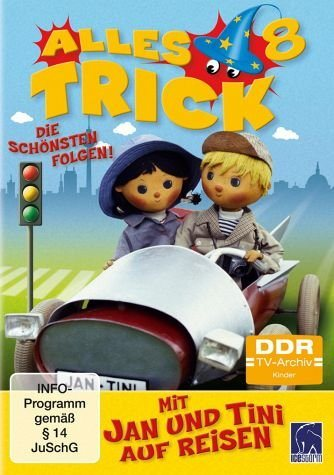 DVD »Alles Trick 08«