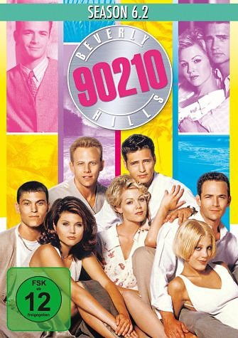 DVD »Beverly Hills, 90210 - Season 6.2 (4 Discs)«