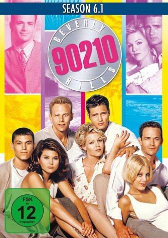 DVD »Beverly Hills, 90210 - Season 6.1 (3 Discs)«