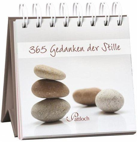 Kalender »365 Gedanken der Stille«