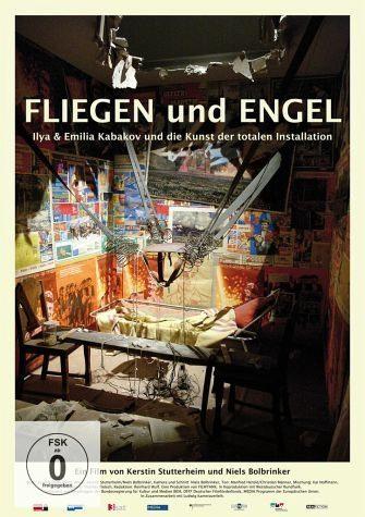 DVD »Fliegen und Engel«