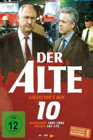 DVD »Der Alte - Collector's Box Vol. 10 (Folgen...«