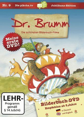 DVD »Dr. Brumm - Die schönsten Bilderbuchgeschichten«