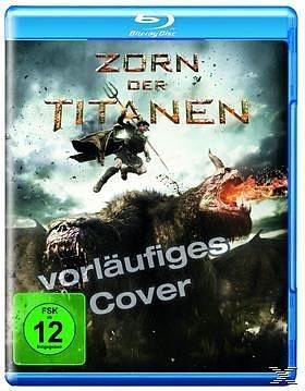 Blu-ray »Zorn der Titanen«
