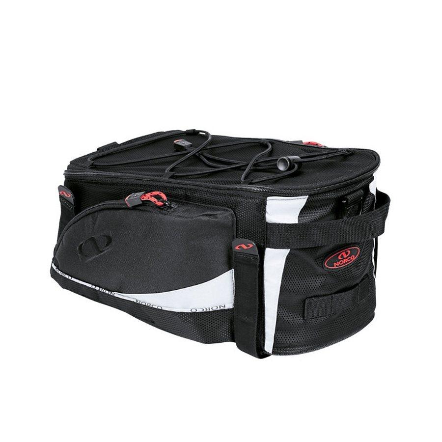 Norco Gepäckträgertasche »Carson Gepäckträgertasche schwarz«