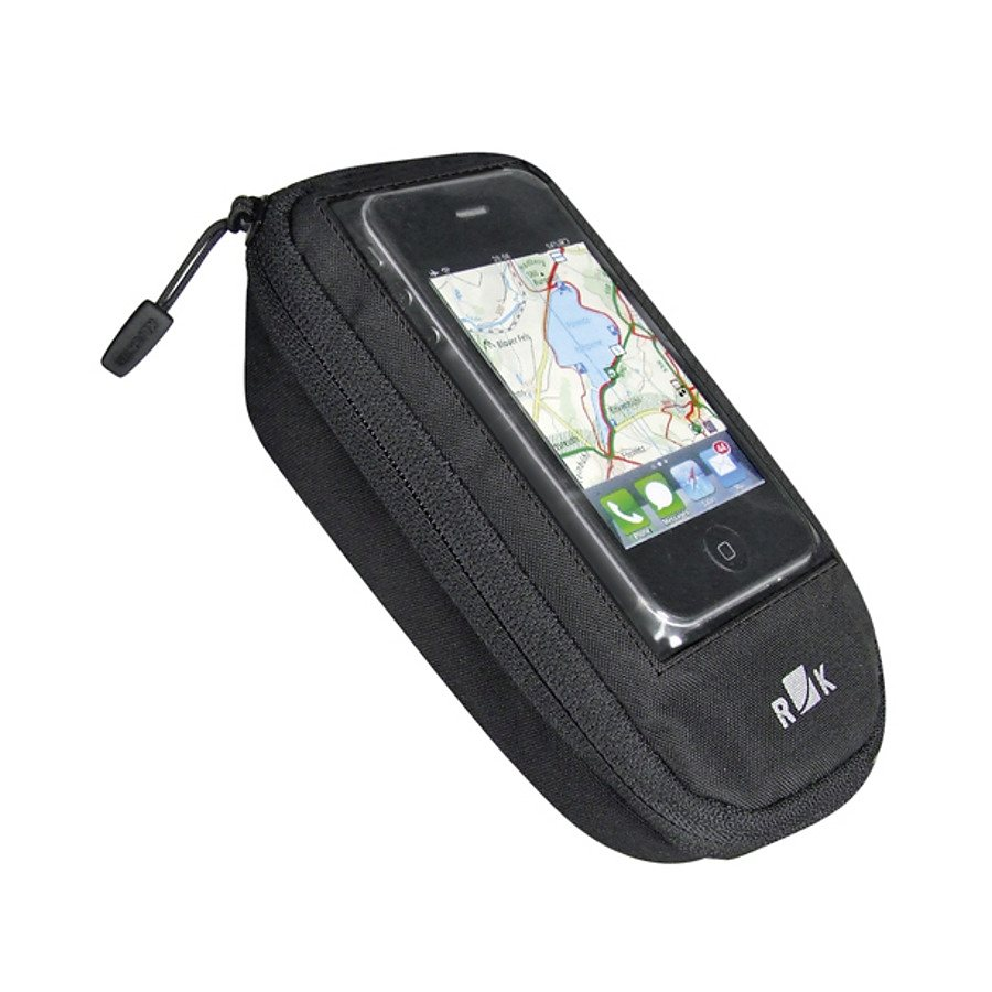 klickfix smartphone halter phone bag plus schwarz online. Black Bedroom Furniture Sets. Home Design Ideas