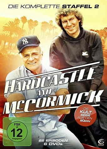 DVD »Hardcastle and McCormick - Die komplette...«