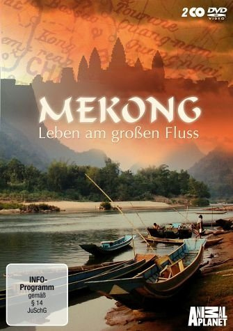 DVD »Mekong - Leben am großen Fluss (2 DVDs)«