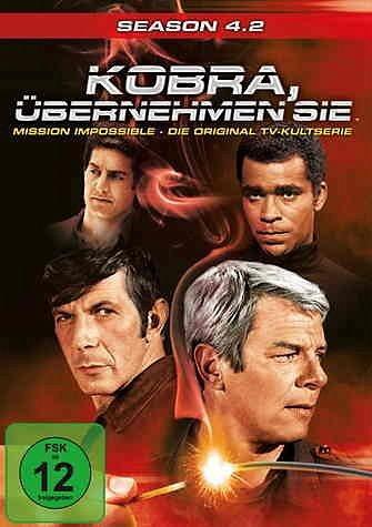 DVD »Kobra, übernehmen Sie - Season 4.2 (4 Discs)«