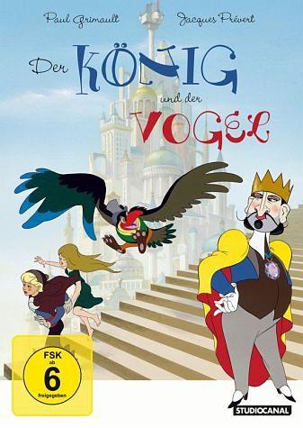 DVD »Der König und der Vogel«