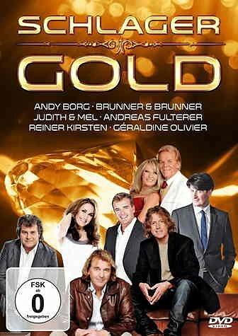 DVD »Various Artists - Schlager Gold«