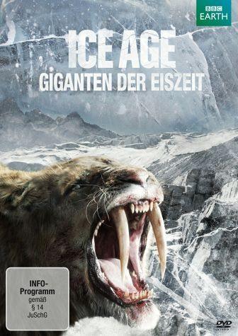 DVD »Ice Age - Giganten der Eiszeit«