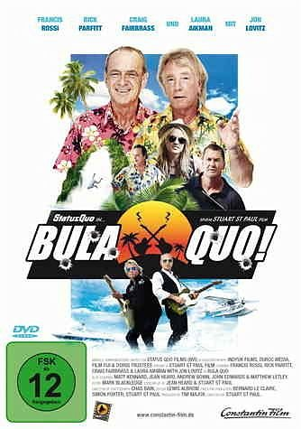 DVD »Bula Quo!«