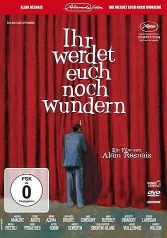 DVD »Ihr werdet euch noch wundern«