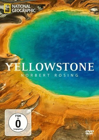 DVD »National Geographic - Yellowstone - Norbert...«