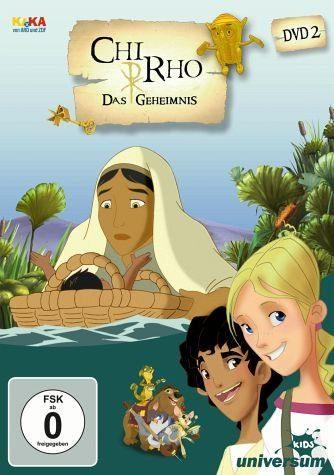 DVD »Chi Rho - Das Geheimnis DVD 2«
