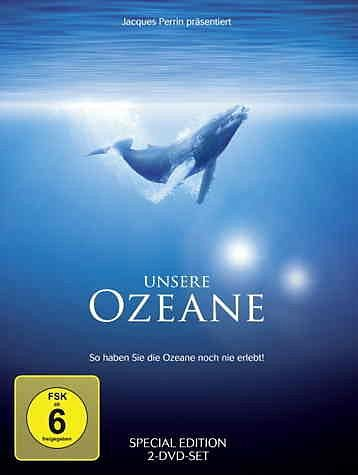 DVD »Unsere Ozeane (Special Edition, 2 Discs)«