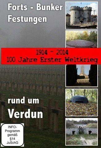 DVD »Rund um Verdun - 100 Jahre erster Weltkrieg«