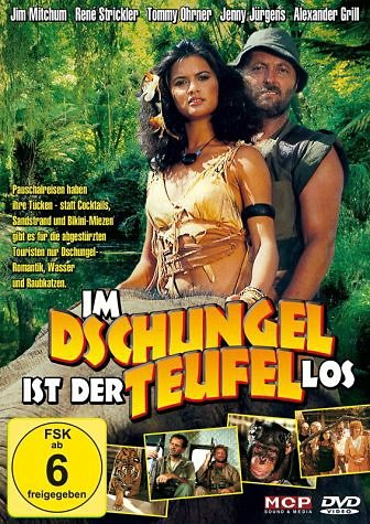DVD »Im Dschungel ist der Teufel los«