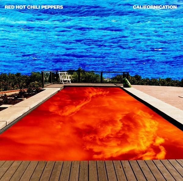 Audio CD »Red Hot Chili Peppers: Californication«