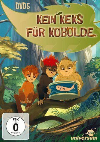 DVD »Kein Keks für Kobolde, DVD 5«