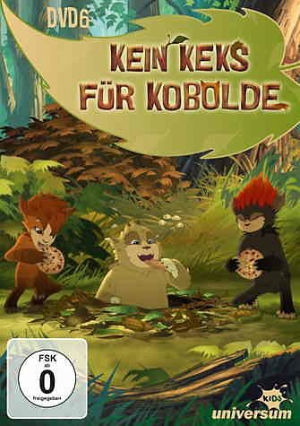 DVD »Kein Keks für Kobolde, DVD 6«
