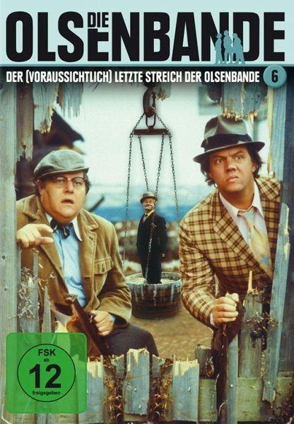 DVD »Die Olsenbande - Der (voraussichtlich) letzte...«