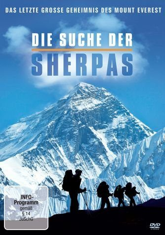 DVD »Die Suche der Sherpas«