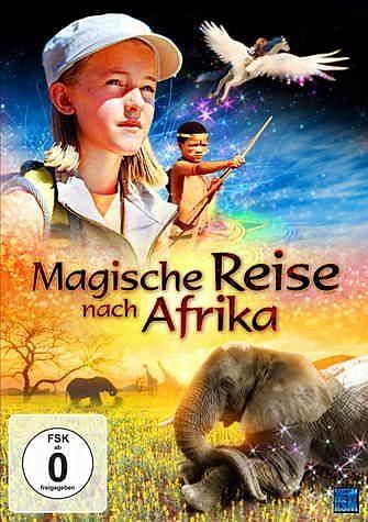 DVD »Magische Reise nach Afrika«