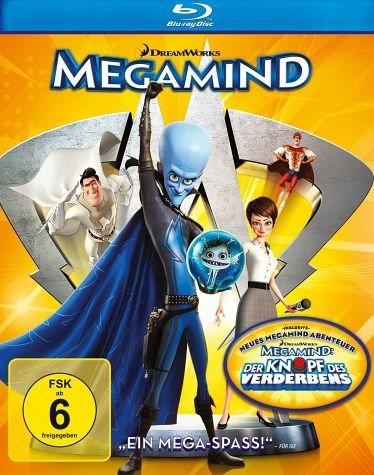 Blu-ray »Megamind«