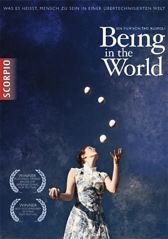DVD »Being in the World - Was es heißt, Mensch zu...«